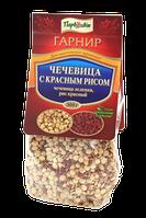 Гарнир Чечевица с красным рисом ТМ Первоцвіт, 300 г, фото 1