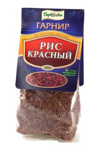 Рис красный ТМ Первоцвіт, 300 г