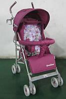 Детская коляска-трость TILLY Walker (BT-SB-0001 CRIMSON)