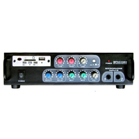 Трансляционный усилитель высокого класса надежности PA535 MP3/FM 40ват