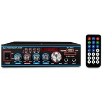 Усилитель трансляционный двухканальный KA100(100V+4Ом) 30ват