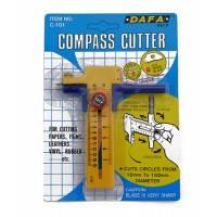 Нож макетный DAFA для круговых прорезов d:10-150мм C-101