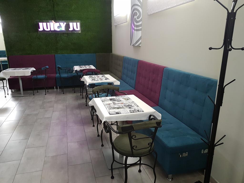 """Ресторан """"Juice Ju""""  г.Бровары, ул.Киевская, 1в"""