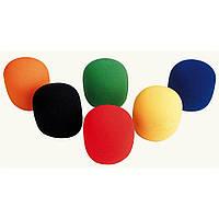 Ветрозащита для микрофона разных цветов