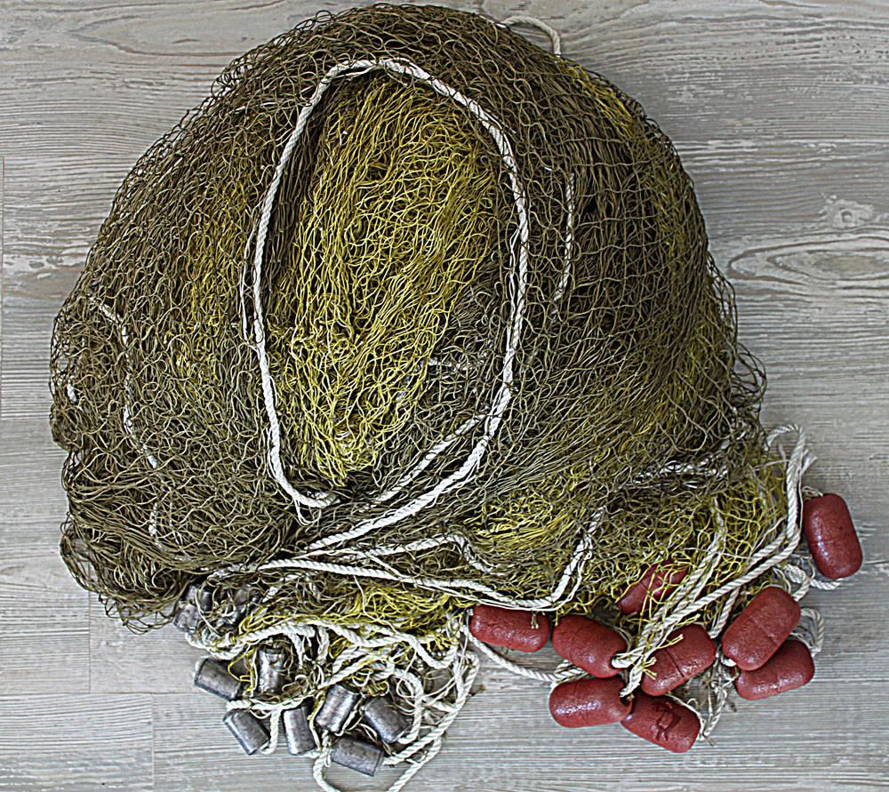 Бредень 40м, в Харькове, купить недорого бредни - Лови волну - товары для рыбалки в Харькове