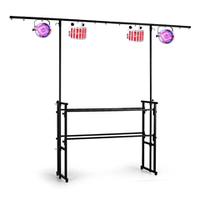 Стойка комплект - рабочее место (стойка для света и робочее место)