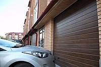 Механические гаражные ворота