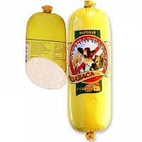 Колбаса вареная с сыром 400г