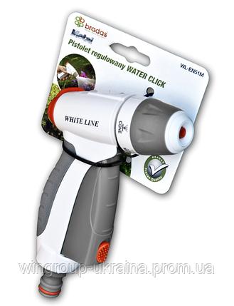 Пистолет для полива White Line Water Click, фото 2