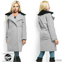 Пальто женское , норма 42+,Фасон