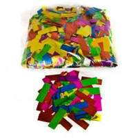 Бумажная нарезка конфетти цветная 1кг