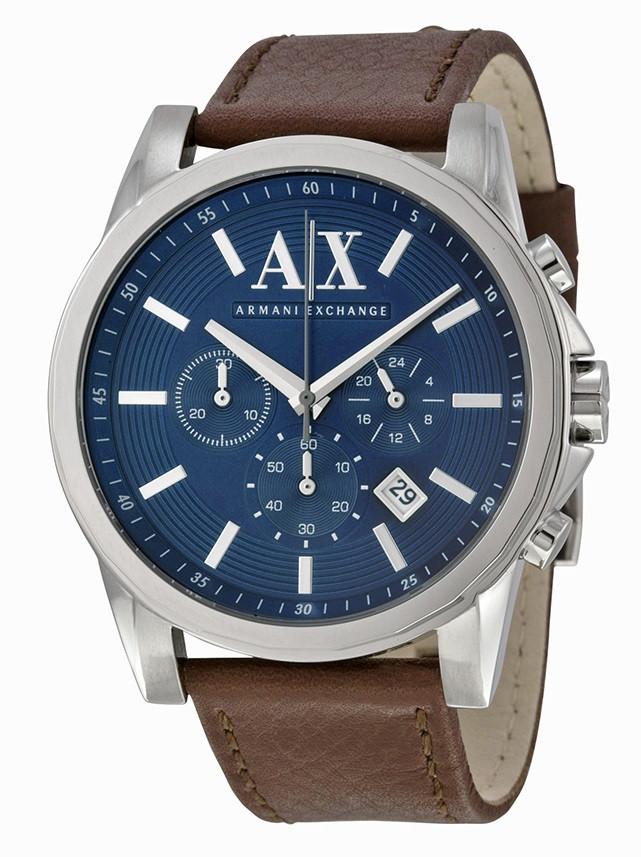 Часы мужские Armani Exchange Chronograph AX2501