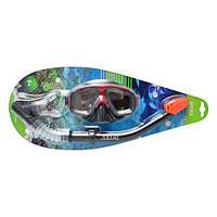 Набор для плавания (серфингист) маска для плавания сделана из гипоаллергенных материалов.