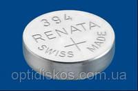 Часовая батарейка RENATA SR936SW (394), фото 1