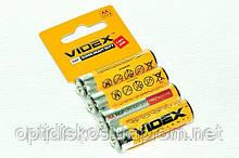 Батарейка VIDEX, R03, AAA