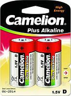 Батарейка Camelion LR20 (Plus Alkaline)