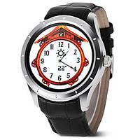 Умные Часы FINOW Q3 Plus  Smartwatch Android 5.1 MTK6580 Quad Core 1.3GHz 512MB RAM 4GB  Bluetooth 4.0 Silver