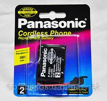 Акумулятор для телефонів Panasonic KX-A301 (3,6 V 300mAh, T-107)