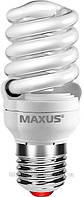 Энергосберегающая лампа Maxus T2 Full spiral 15W, 4100K, E27 (1-ESL-200-1)