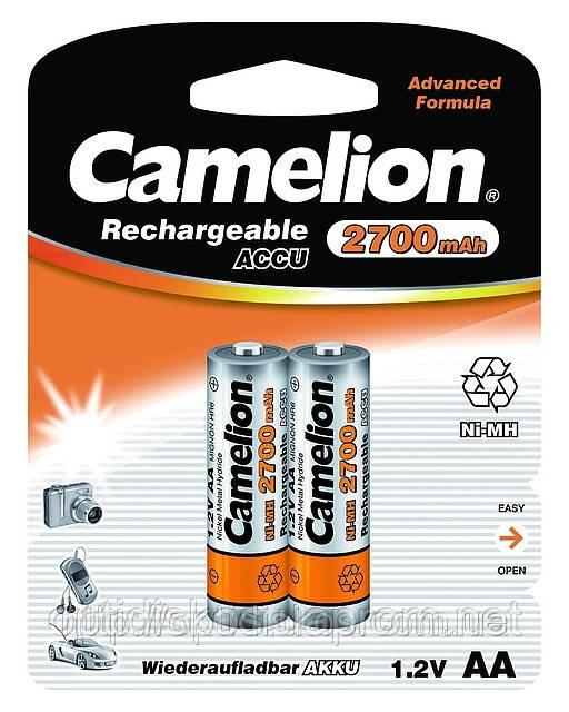 Аккумуляторная батарея CAMELION R 06/2bl 2700 mAh Ni-MH