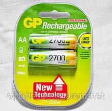Акумуляторна батарея GP R-06/2bl 2700 mAh Ni-MH
