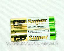 Батарейки GP Super, LR06, AA