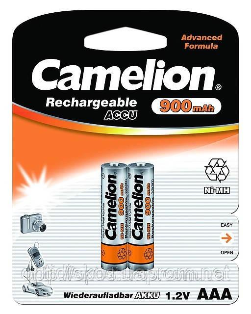 Аккумуляторная батарея CAMELION R 03/2bl 900 mAh Ni-MH