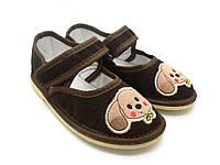 Обувь детская домашняя 101 Зайчик. Размеры: от 23 до 27.