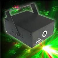 Фейерверк лазер с геометрическими картинками лиссажу BEMINIBUBBLE