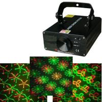 Феерверк лазер с геометрическими картинками BEGOBOSPIRAL