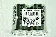 Батарейка Sony New Ultra, R20, D