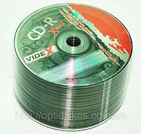 CD-R диски Videx X-RED, bulk -50