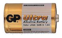 Батарейка GP Ultra, LR-20 (D)