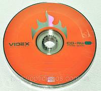 CD-RW Videx, bulk-10