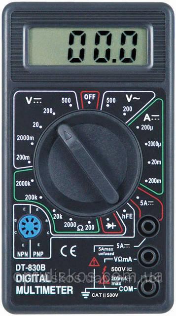 Мультиметр (тестер) DT830B