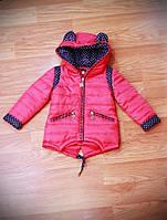 Куртка девочка весна- осень
