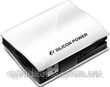 Картридер SILICON POWER SPC33V2W 33-В-1 USB, белый