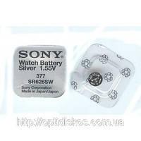 Батарейка часовая SONY SR626SW (377)