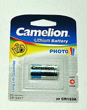 Батарейка Camelion CR123