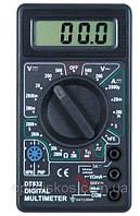 Мультиметр (тестер) DT832, фото 1