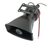 Автомобильный электронный громкоговоритель 40 Вт