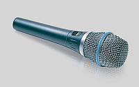 Шнуровой микрофон SHURE BETA 87