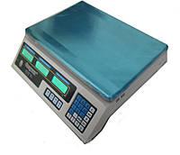 Торговые электронные весы ACS (40 кг) 218, настольные
