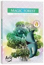 Ароматические свечи таблетки BISPOL Волшебный лес