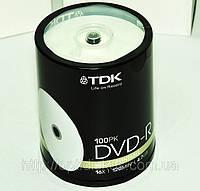 DVD-R print TDK*16, cake-100
