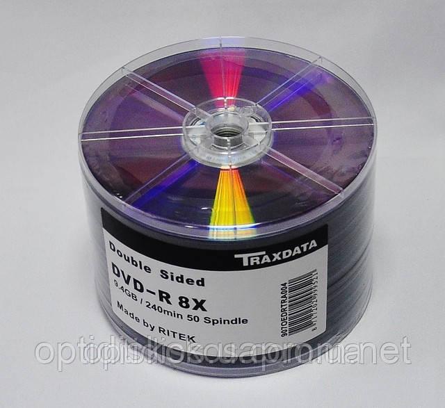DVD-R DS Traxdata*8, 9,4Gb, bulk-50