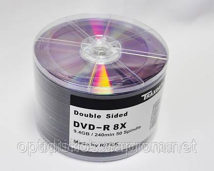 DVD-R DS Traxdata*8, 9,4Gb, bulk-50, фото 2