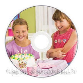 Mini DVD-RW Verbatim, 1,4Gb, 4x,print, cake-10, фото 2