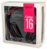 Навушники HAVIT HV-H613D, black/red, фото 2