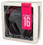Навушники HAVIT HV-H613D, black/red, фото 3